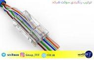 کابل شبکه | رنگ بندی کابل شبکه