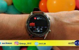 آخرین رونمایی هواوی | دستبند ورزشی با ظاهر ساعت مچی کلاسیک | اخبار فناوری روز موبایل
